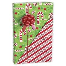reversible printed wrapping paper wholesale discounts bags bows