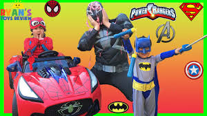 Costumes For Kids Top Costumes For Kids Superheroes Power Wheels Spiderman Batman