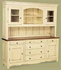 craigslist hutch makeover with chalk paint furniture painted
