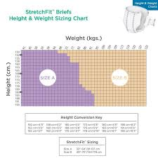 Comfort Chart Prevail Stretchfit Comfort Supreme Maximum Absorbency Fitted