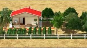 green land farm organic farm 10000 sqft gharmantra