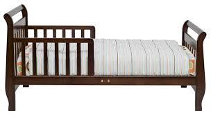 Todler Beds Davinci Sleigh Toddler Bed In Espresso M2990q