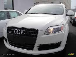 Audi Q7 2007 - 2007 calla white audi q7 3 6 premium quattro 25352570 gtcarlot
