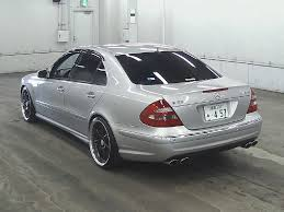 used mercedes used mercedes benz e55 for sale at pokal u2013 japanese used car
