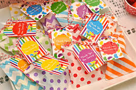 Rainbow Themed Birthday Favors by Rainbow Jelly Bean Birthday Ideas Ideas