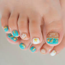 fabulous toe nails designs to try naildesignsjournal