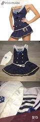 halloween costume lights super cute leg avenue sailor costume d tops and sailors