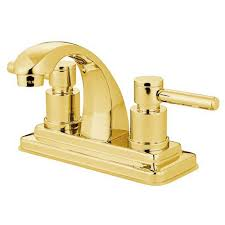 Brass Bathroom Faucet by Centerset Bathroom Faucets Bellacor