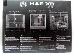 chambres d h es fr cooler master haf xb review