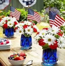 Centerpieces For Family Reunions Table by 19 Best Family Reunion Patriotic Theme Images On Pinterest