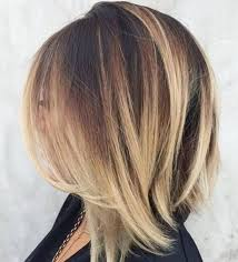 short brown hair with blonde highlights 60 great brown hair with blonde highlights ideas