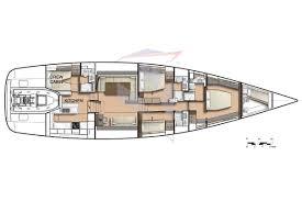 Luxury Yacht Floor Plans by Neyina Cnb 76 Luxury Sailing Charter Yacht Mediterranean U0026 Caribbean