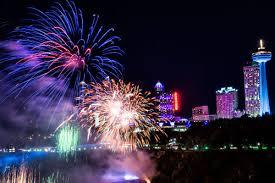 christmas lights in niagara falls ontario niagara falls new years eve winter festival of lights