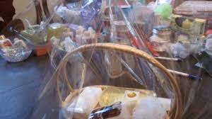 gift plastic wrap how to make spa gift baskets for women for all occasions holidappy