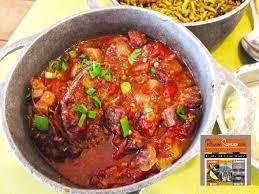 cuisine reunionnaise meilleures recettes recette rougail zandouille réunion ou cari zandouillette fumée