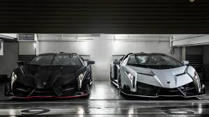 inside lamborghini veneno here u0027s proof that two lambo veneno roadsters are better than one