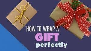 How To Wrap Gifts - how to wrap a gift easy to follow step by step tutorial diy joy
