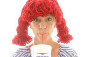 red wigs for halloween yarn wigs u2013 made everyday