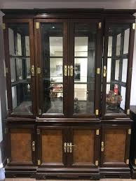 dining room serving cabinet second hand china cabinet musicalpassion club