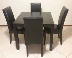 dining table set 4 seater 4 seater dining table set somerset west gumtree classifieds