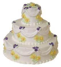 wedding cake buttercream the bake shoppe wedding cakes