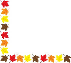 free thanksgiving clipart border clip library