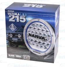2 x narva pair 9inch led driving lights 71740 ultima l e d wiring