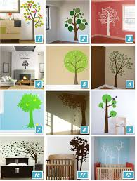 the enchanted forest of tree wall decals vinyl wall art tree decal 5 studio jk perfect tree 6 badass custom decals tall tree waving in the wind