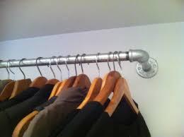 Galvanized Pipe Clothes Rack Galvanized Pipe Towel Bar Towel