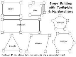 14 best teaching math shapes images on pinterest 3d shapes