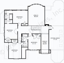litchfield colonial floor plans traditional floor plans