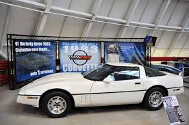 where is the national corvette museum located national corvette museum bowling green ky top tips before you