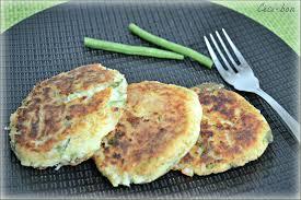 cuisiner haricot vert galettes de cabillaud aux pommes de terre et haricots verts céci bon