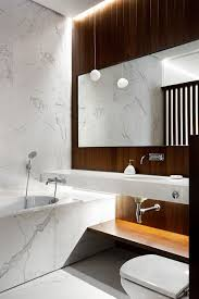 Bathroom Pendant Lighting - architecture white brown bathroom dnepropetrovsk apartment by