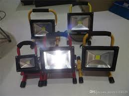 10w rechargeable flood light portable 10w rechargeable flood light ip65 warm white white cold