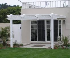 Attached Pergola Plans by Attached Pergola Picture Pergola Diy