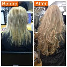 hair extensions uk hair extension before and after pictures
