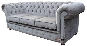 Grey Velvet Chesterfield Sofa Chesterfield Ebay 519 Sofa Pinterest Chesterfield Fabric