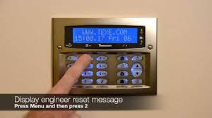 A 2 15 Alarm 2 by Texecom Keypad Function Buttons When Connected To A Premier Elite