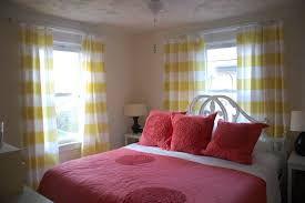 White And Yellow Bedroom Yellow Bedroom Curtains Finest Purple Curtains Design Ideas With