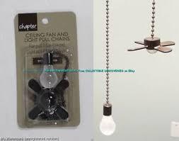 ceiling fan pull chain set ceiling fan light bulb dark bronze metal pull chain set ships