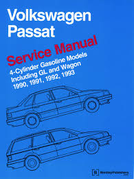 volkswagen passat service manual 1990 1993 amazon co uk bentley