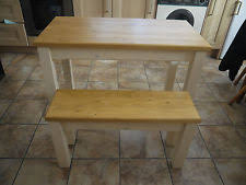 dining table and bench set ebay