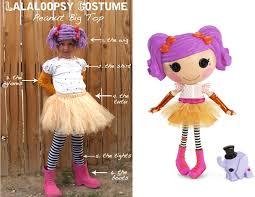lalaloopsy costumes living with threemoonbabies lalaloopsy costume tutorial