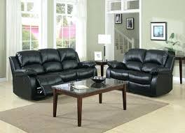 Black Microfiber Couch And Loveseat Element Power Recline Sofa Black Leather Upholstery Coaster