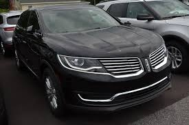 lincoln 2017 crossover new 2017 vehicles for sale boulevard lincoln