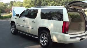 cadillac escalade esv 2007 for sale 2007 cadillac escalade esv 2 3 rd row ent stk