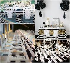 white party table decorations black and white party table decorations ideas black white red black