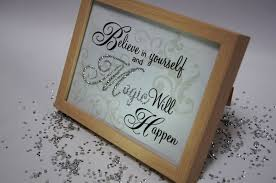 believe in yourself magic sparkle word art pictures quotes