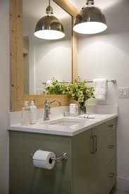 Cheap Bathroom Mirrors by Hanging Bathroom Mirrors From Ceiling Home